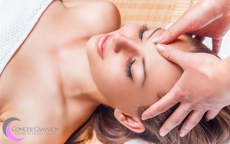Masajes muy eficaces para relajar tu cabeza
