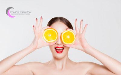 Vitamina C, Efecto de luz inmediato