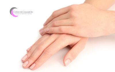 Las manos, nuestra carta de presentación